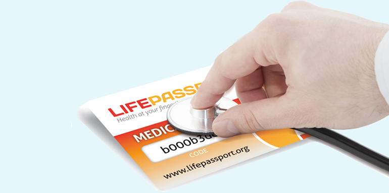lifepassport home
